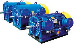 Крупные асинхронные взрывозащищённые электродвигатели