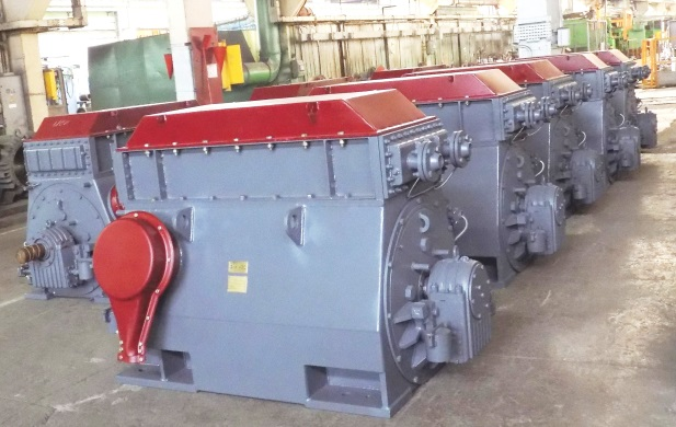 Тираспольские электродвигатели